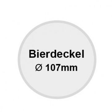 Bierdeckel 107mm