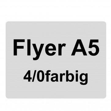 Flyer A5 4/0farbig