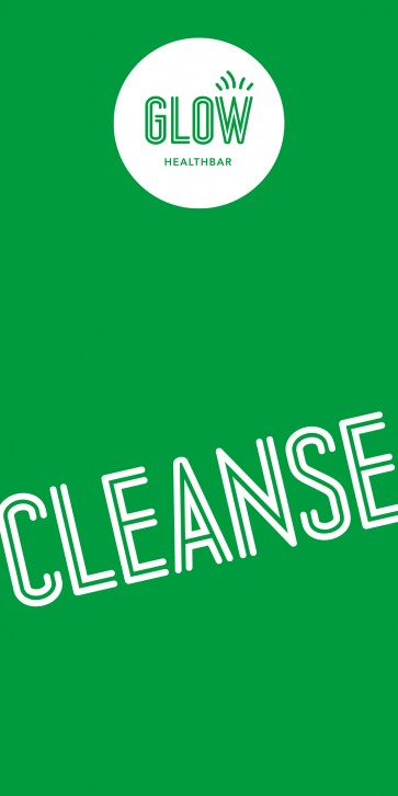 Cleanse flyer