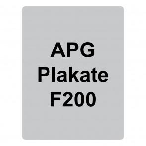 Plakat F200