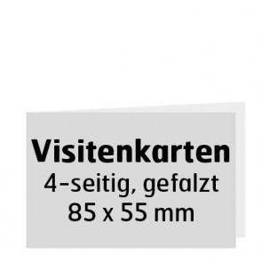 Visitenkarten 4s