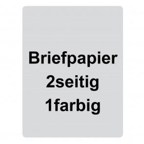 Briefpapier, 2s, 1f