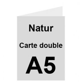 Cartes postales_Natur A6, pliée 105 x 148 mm
