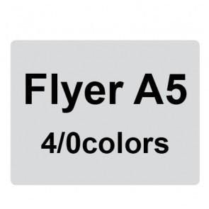 Flyer A5 4/0ciors
