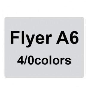 Flyer A6 4/0