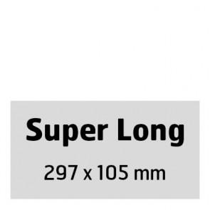 SuperLong_Natur, 297 x 105 mm